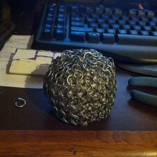 Chain Maille Hacky Sack