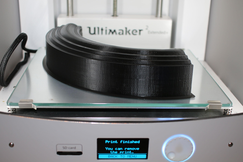 Picture of Bonus: 3D Printing the Clock