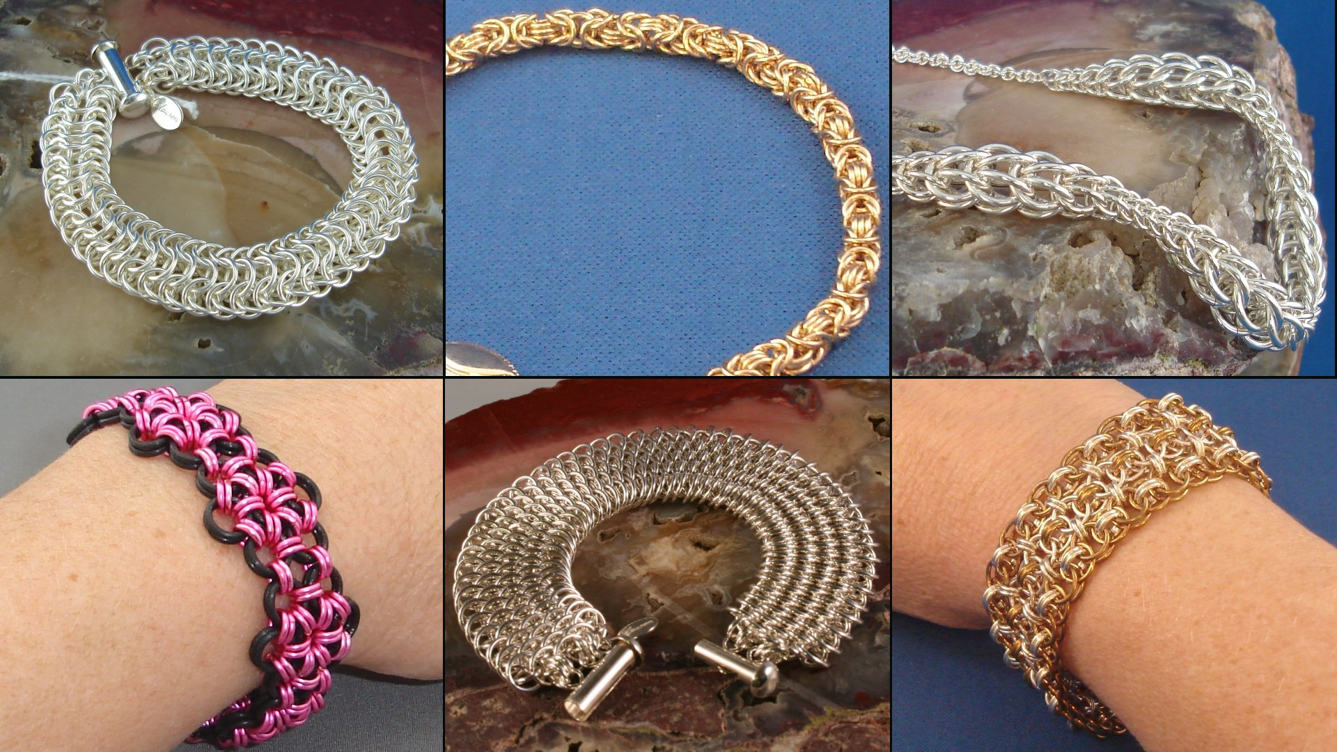 Picture of Weaves for Jewelry