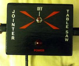 DIY - 120v Electrical Switchbox