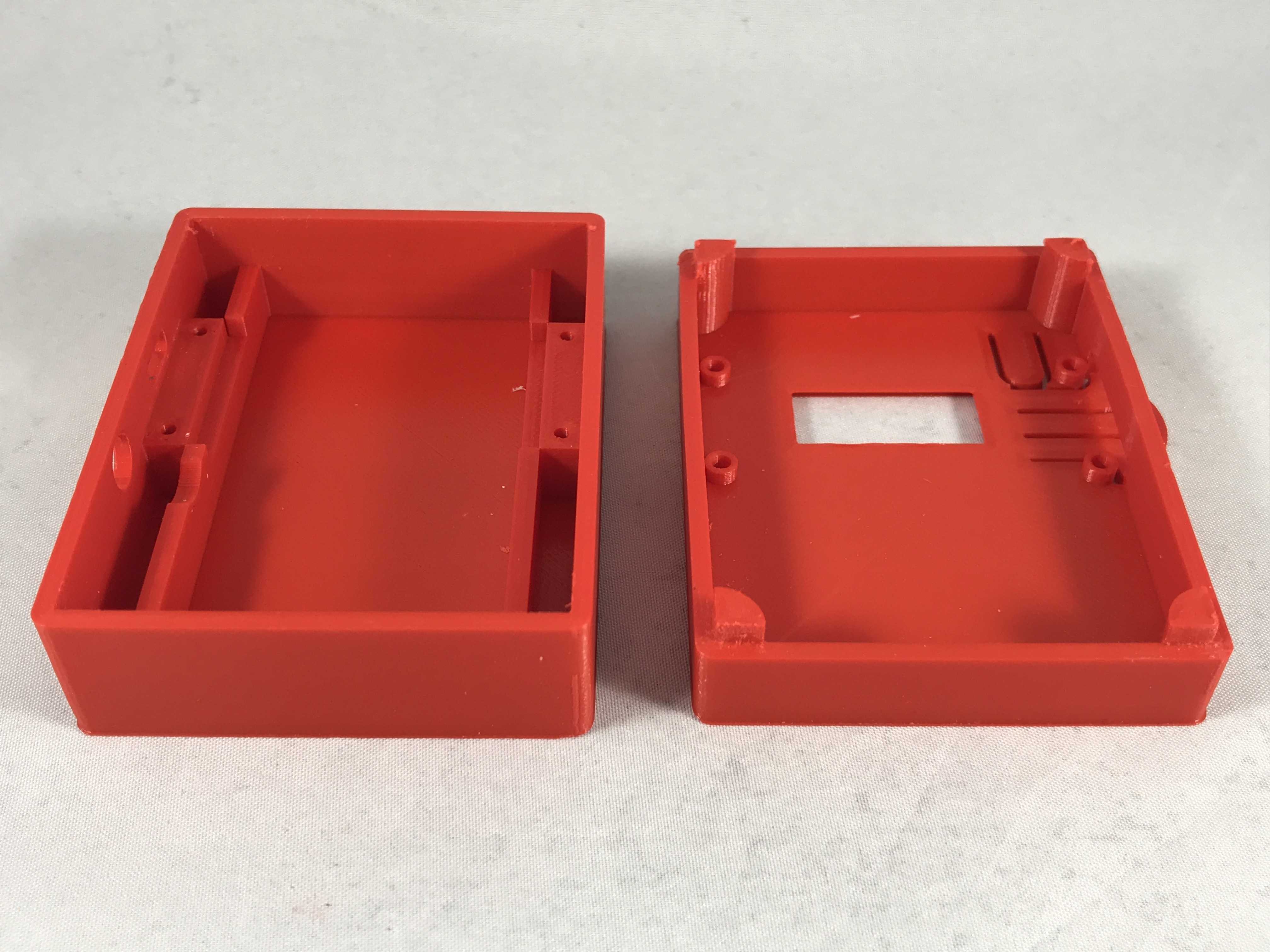 Picture of Print and Purchase the Parts.