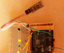 Connect Arduino Uno to Android via Bluetooth
