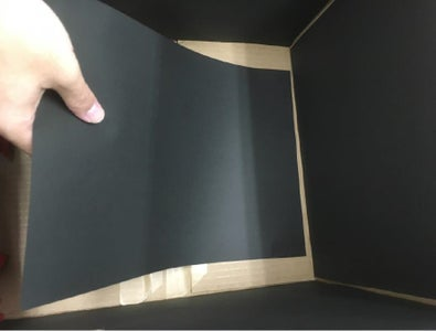 Decorate Inside of the Box