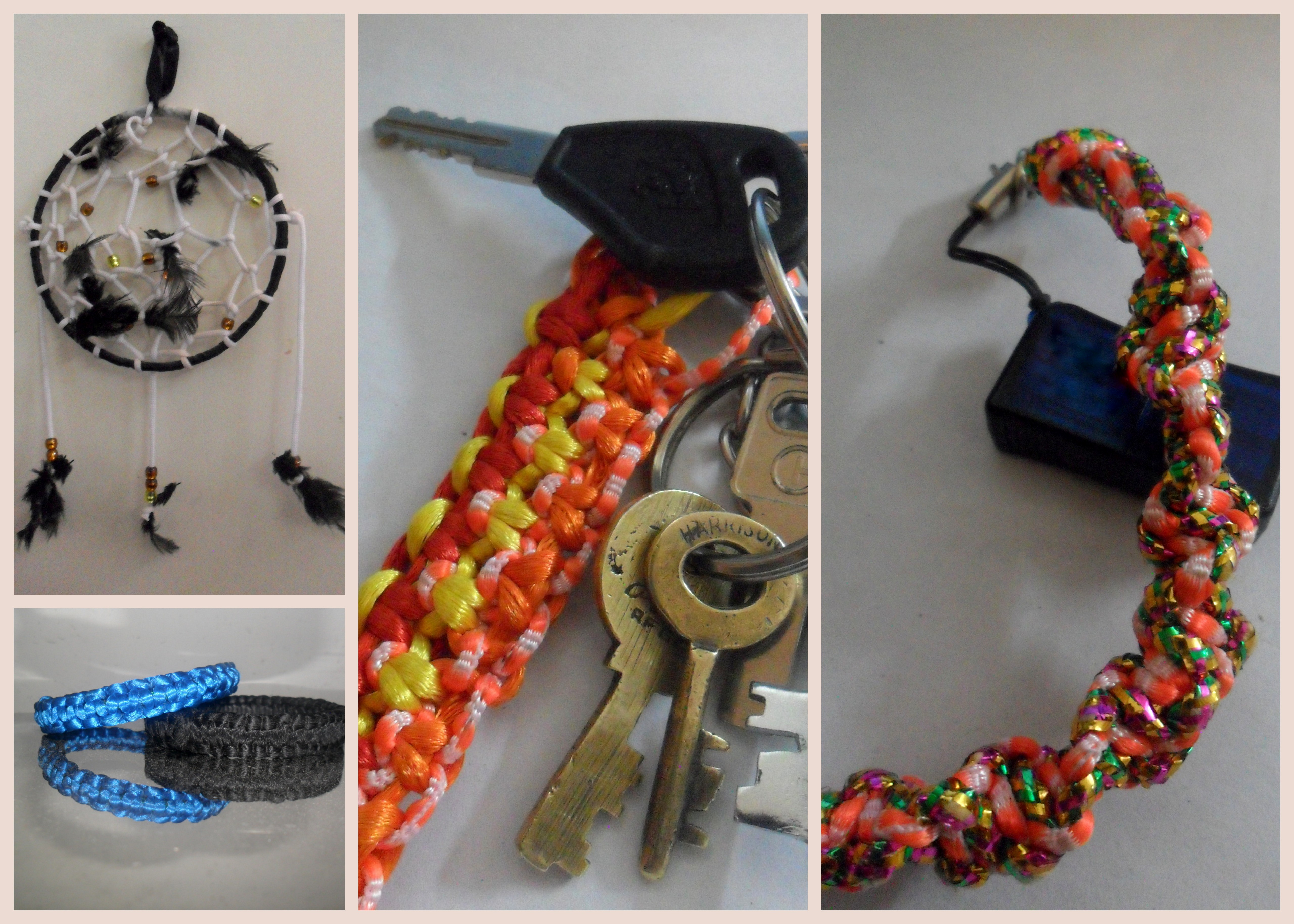 Picture of Belts,Bangles and More- Knotting to Making!