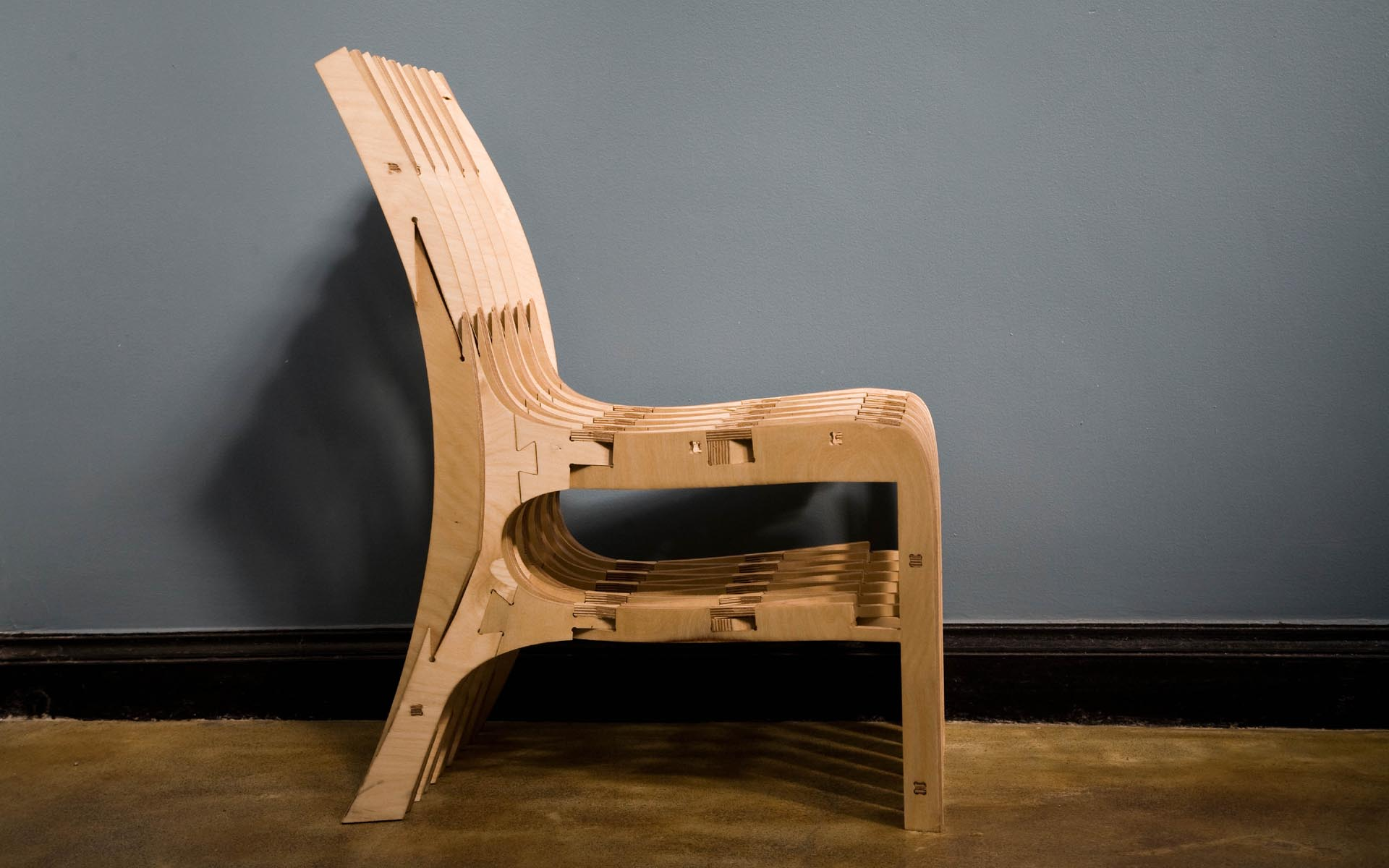 CNC Scissor Chair (Plywood): 7 Steps (with Pictures)