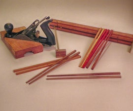 Customized Chopstick Maker