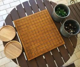 How to Make (and Play) Go / Igo / Weiqi / Baduk