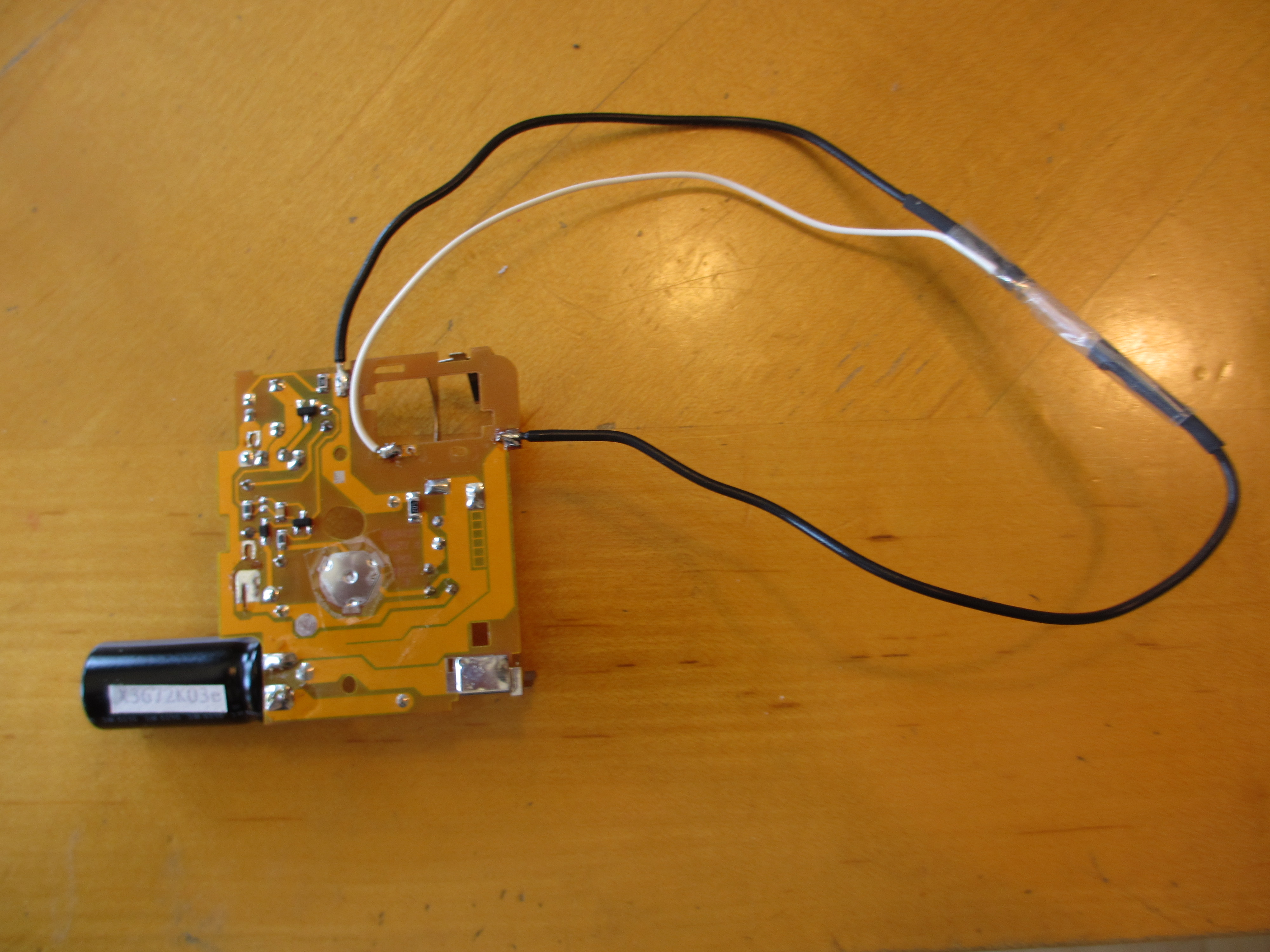 Picture of Electronics: Step 2