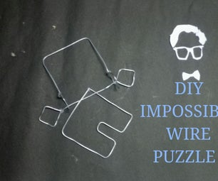 DIY IMPOSSIBLE PUZZLE (Extremely Easy!!!)