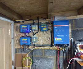 DIY Grid Tied Inverter, PV System Update 3.0