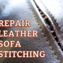 Repair Leather Sofa Stitching