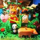 Make a Nature Themed LEGO Set