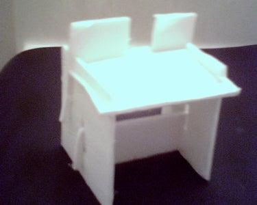 A Desk.