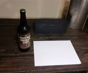 Open a Beer With a Sheet of Paper