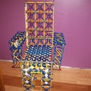 Mr. Muggles k'nex chair mods
