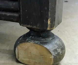 Fixing a Broken Leg on Furniture