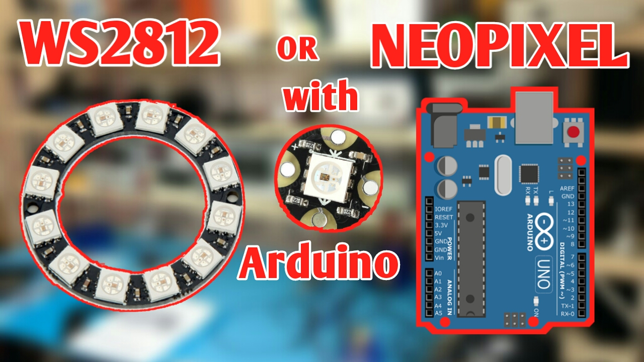 Picture of Arduino Ws2812 LED or Neopixel Led Strip or Ring Tutorial