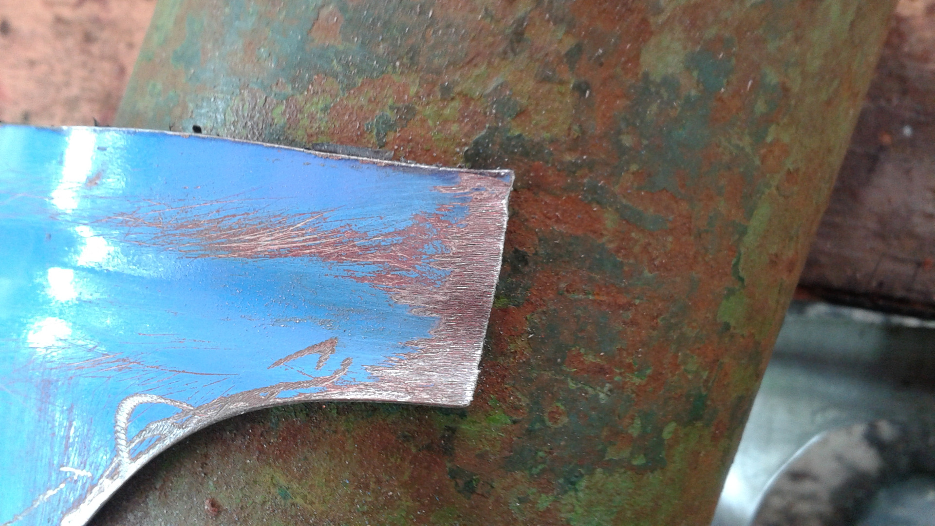 Picture of Welding, Grinding, Sanding and Shaping