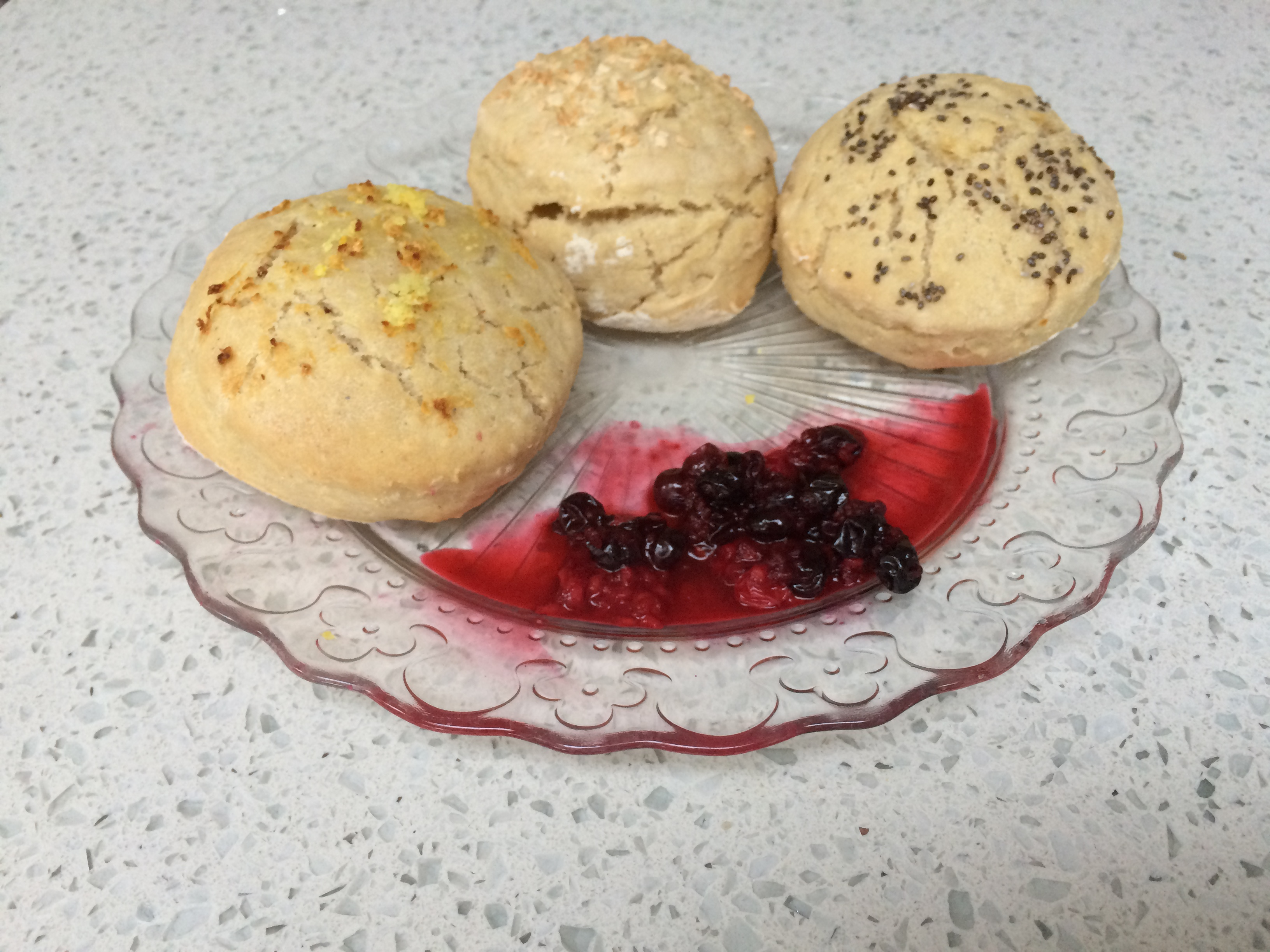 Picture of Fluffy Scones