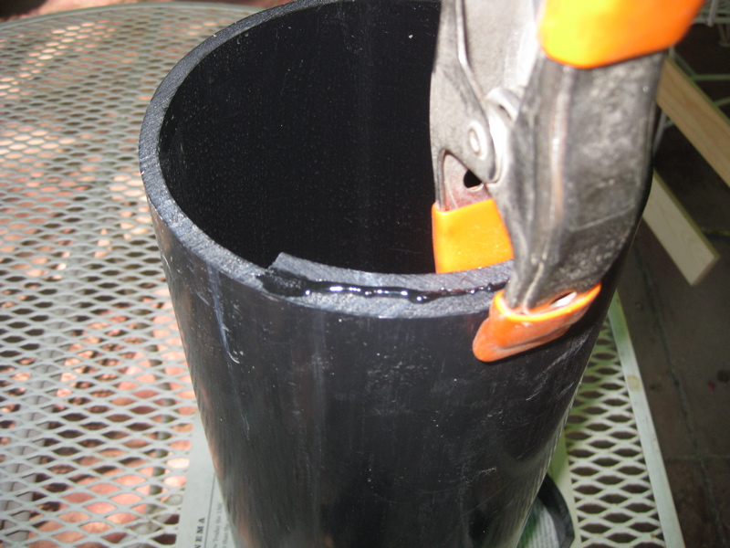 Picture of Glue the Arcs in the Tube
