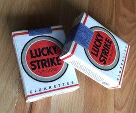 DIY Props: Vintage Cigarette Packs
