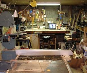 My Basement Workshop