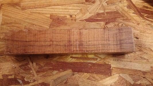 Prepare Wood for Handle