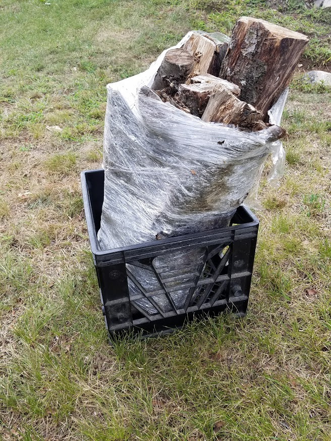 Picture of Firewood Bundler Box