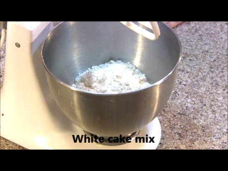 Picture of Make the Cake Base