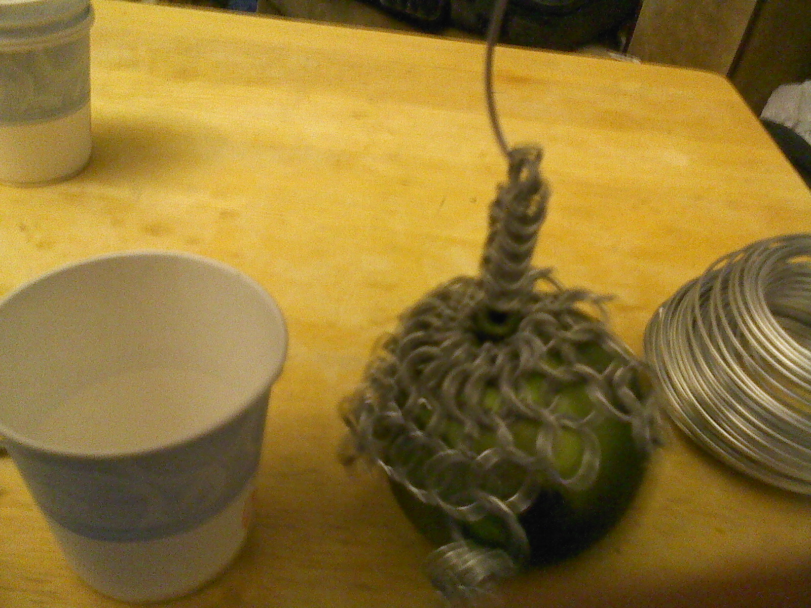 Picture of Chainmail Christmas Ornament