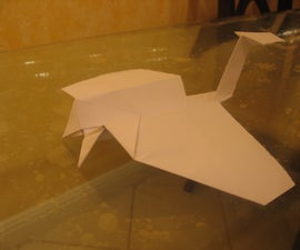 The best paper airplane...period.