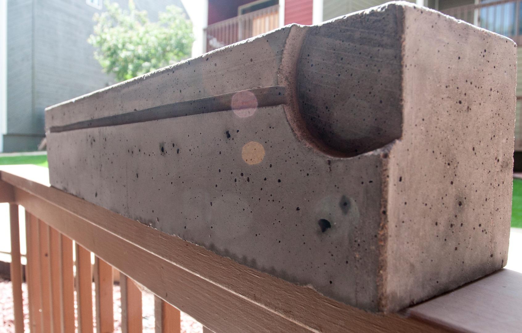 Picture of Modern Concrete Planter Box