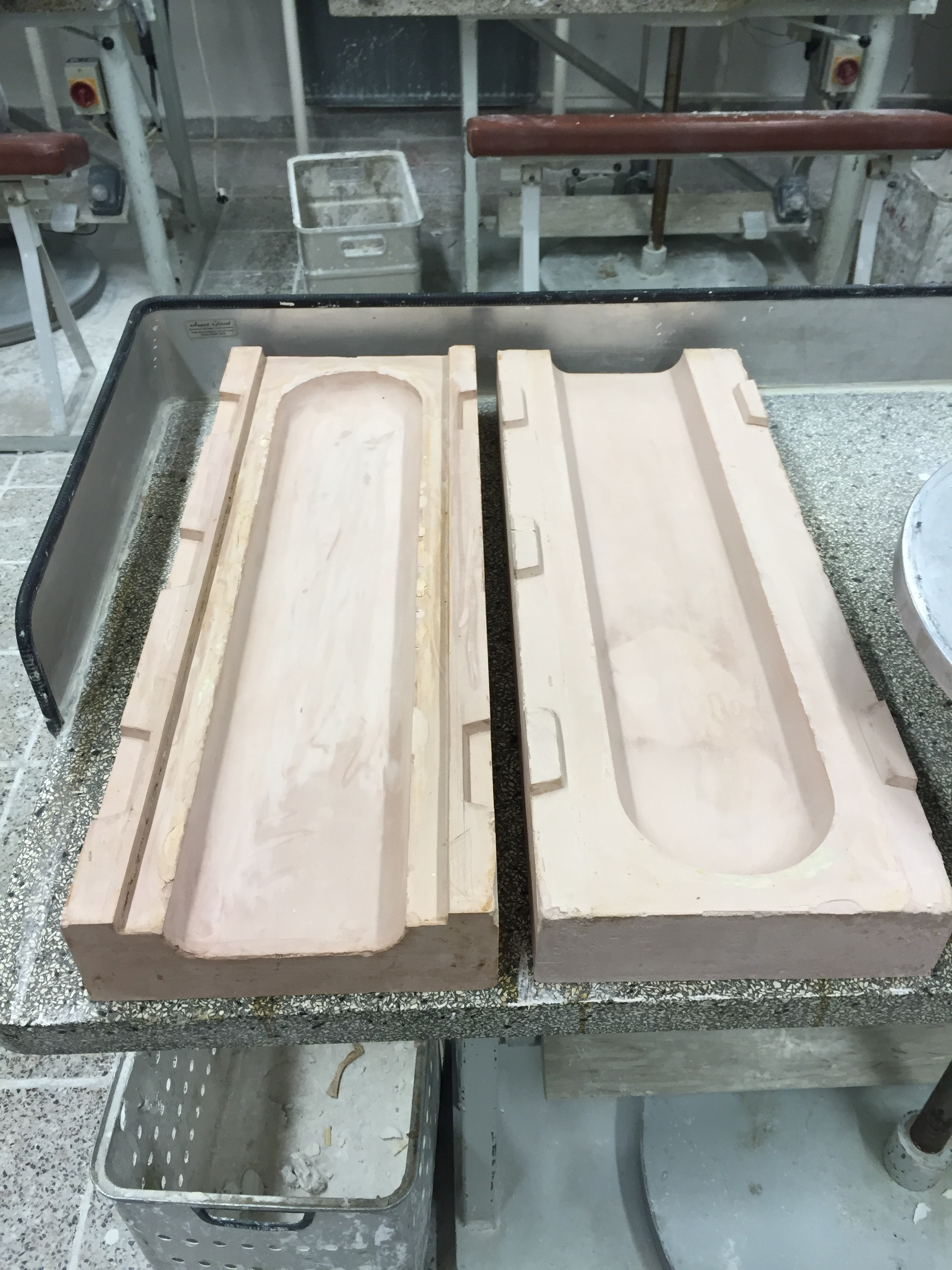 Picture of Building the Mould