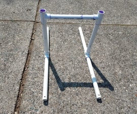 PVC Target Stand 1.0