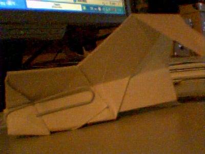 Paper Clip. Option.