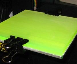 Reusable Acrylic 3D Printing Baseplate