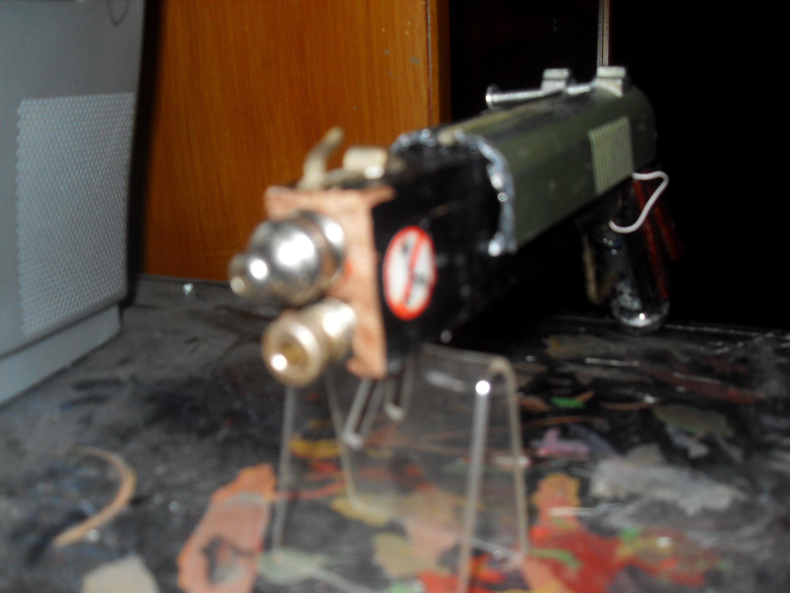 Picture of Cyber Ray Gun Unpainted
