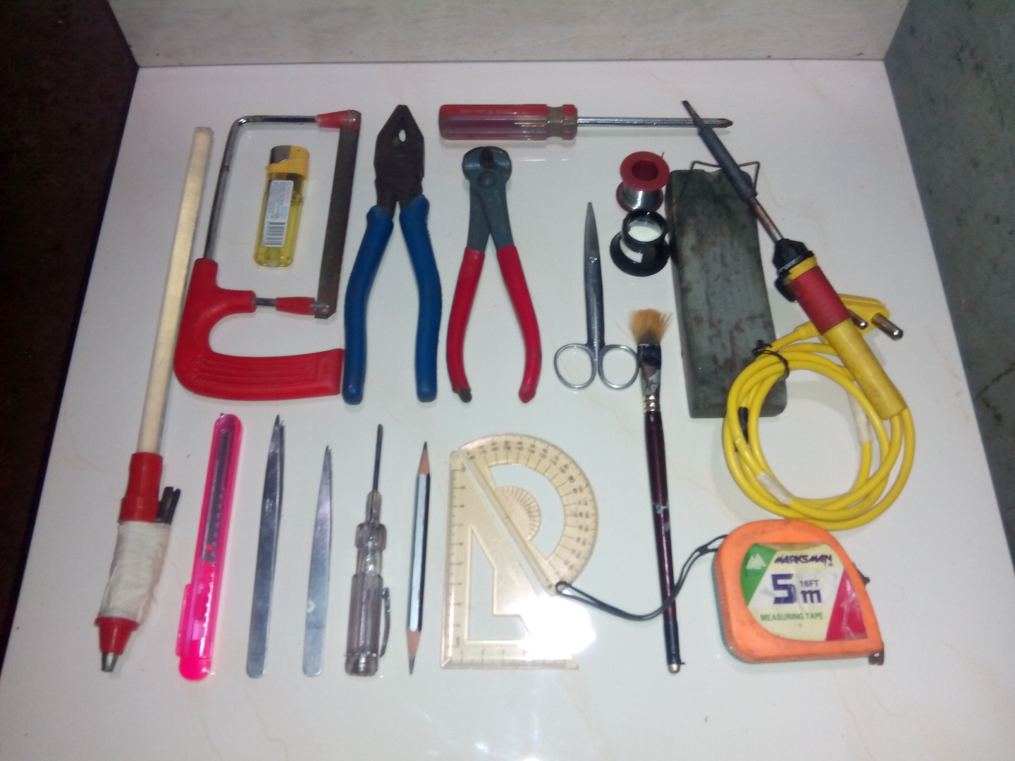 Picture of Tools You'l Need