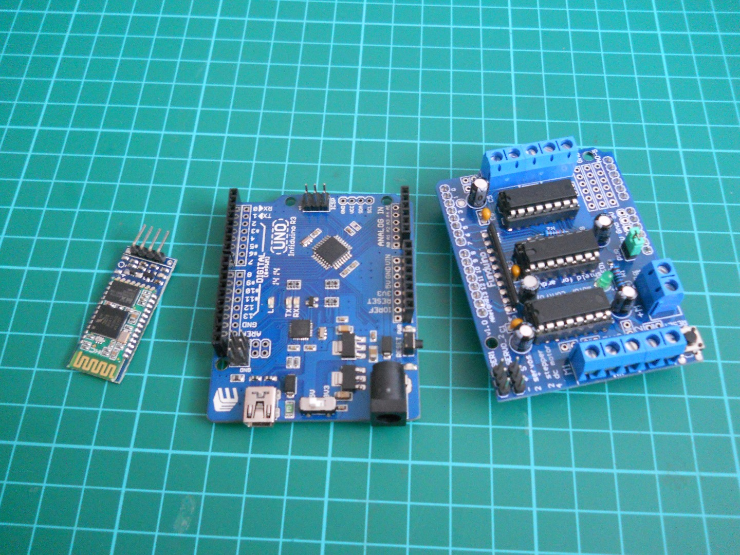 Picture of Arduino UNO: Parts