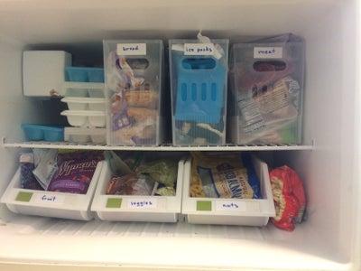 How to Organize Your Freezer