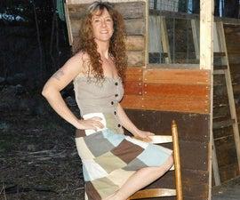 Gypsy Wagon Farm Girl Dress