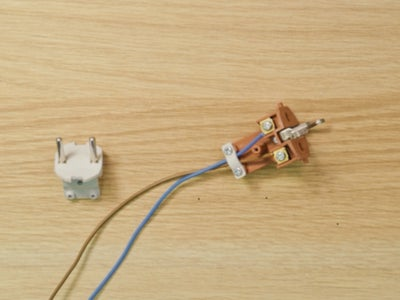 Assembling. Socket Case.