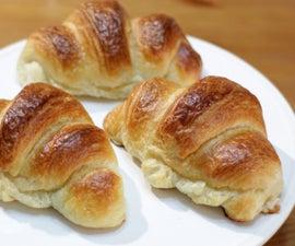 Easy Croissants Recipe