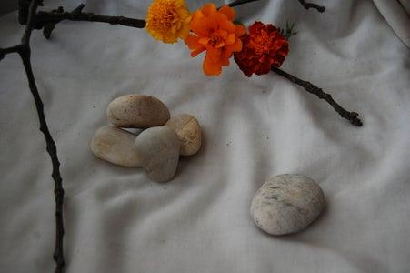 Pick a Rock to Start Designing