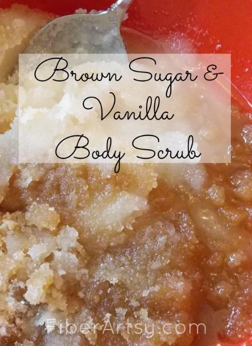 Picture of Brown Sugar Vanilla Body Scrub Recipe