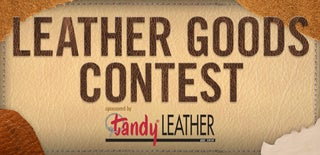 Leather Goods Contest
