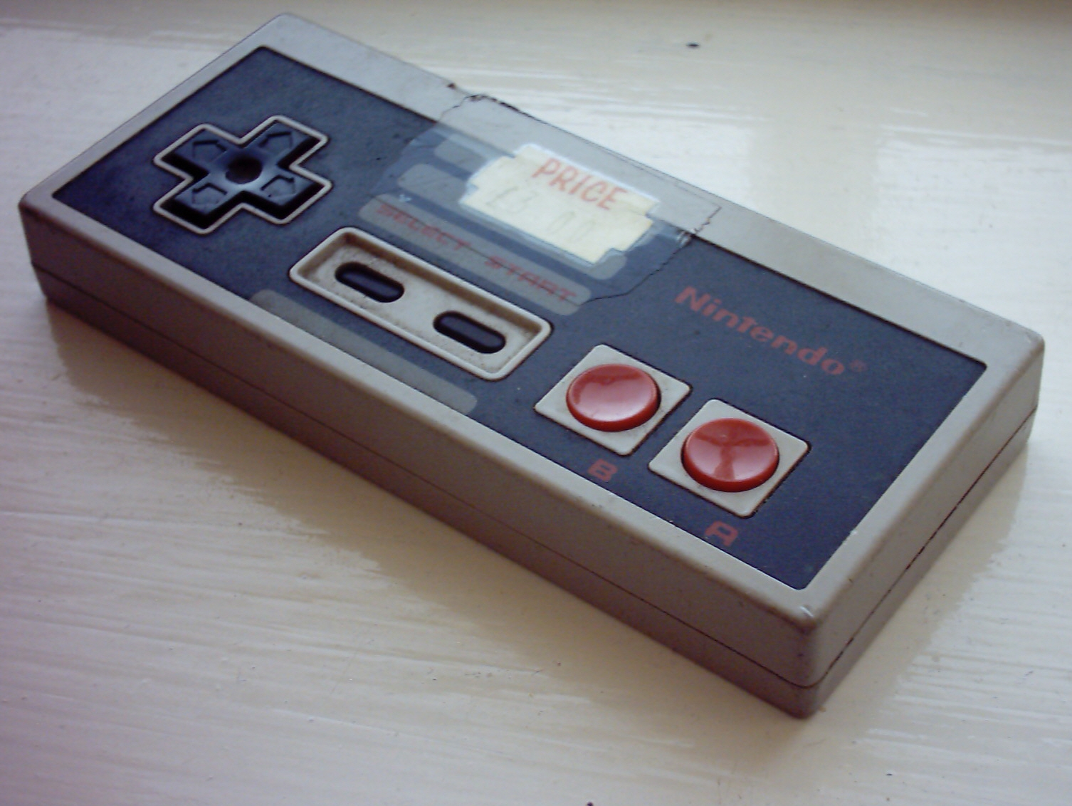 Picture of SirronTM's NES Controller MP3 Player