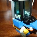 Lego Hotwheels Car Holder