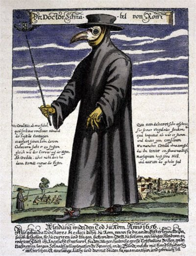 Picture of 瘟疫医生的故事 Plague Doctor
