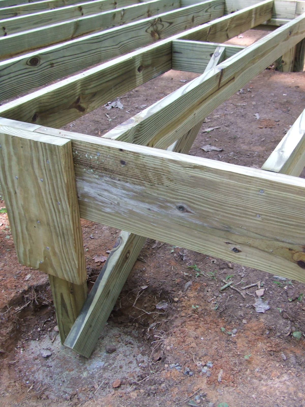 Picture of Framing and Decking